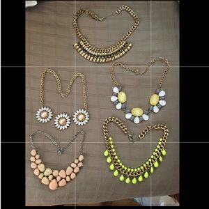 Forever 21 necklaces